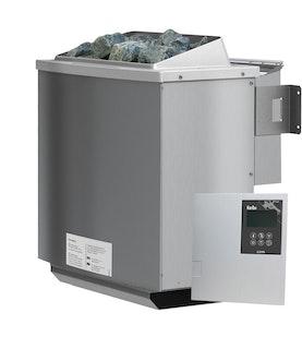 Karibu 4,5 kW Bio-Kombiofen Saunaofen inkl. Steuergerät Classic - Sparset