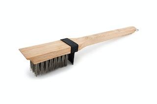 Broil King Holz Grillbürste Lang