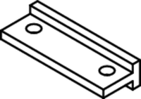 OSMO Bohrschablone inkl. Bohrer für Serie Juel