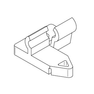 OSMO Terrassen-Zubehör TeNi Clip100 Stück-für Holz UK