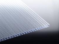 T&J TEJEPOLY KLASSIK PLUS Stegplatte Glasklar-Eiskristall