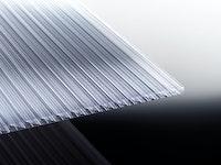 T&J TEJEPOLY FACHWERK Stegfünffachplatte Glasklar
