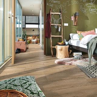 MeisteWerke Designboden Edition M5 (S) RIGID Eiche Vintage Lodge 7327-Holznachbildung