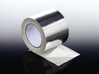 T&J Aluminium-Klebeband 50 mm breit / 50 m lang
