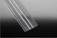 T&J Polycarbonat H-Profil für Stegplatten 6 mm