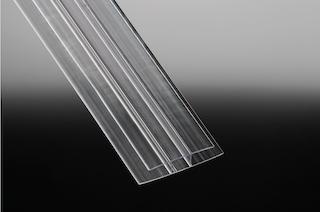 T&J Polycarbonat H-Profil für Stegplatten 16 mm