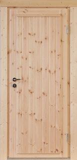 Wolff Finnhaus Einzel-Tür Erik XL 44 / 58 / 70 mm