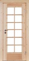 Wolff Finnhaus Einzel-Tür Nils XL 28 / 34 / 40 mm isolierverglast