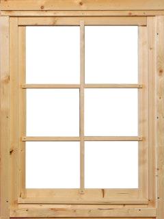 Wolff Finnhaus Einzel-Fenster Helena 28/40