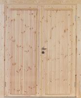 Wolff Finnhaus Doppel-Tür Knut XL 28 / 34 / 40 / 44 mm