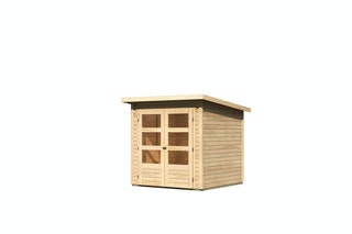 Karibu Woodfeeling Gartenhaus Stockach 2/3/4/5/6 - 19 mm