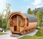 Wolff Finnhaus Premium Saunafass Svenja 2