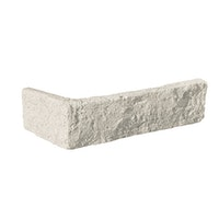 DE RYCK Eckriemchen City Brick B221 Weiß