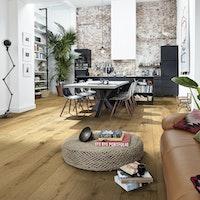 MeisterWerke Lindura-Holzboden HD 400 Eiche rustikal 8410-naturgeölt