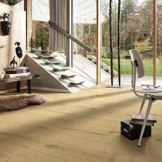 MeisterWerke Lindura-Holzboden HD 400 Eiche authentic 8739-mattlackiert