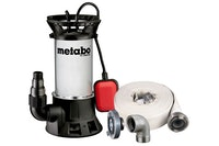 Metabo Schmutzwasser-Tauchpumpe PS 18000 SN Set