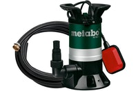 Metabo Schmutzwasser-Tauchpumpe PS 7500 S Set
