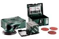 Metabo Exzenterschleifer SXE 150-2.5 BL Set