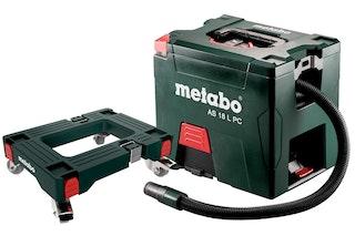 Metabo Set Akku-Sauger AS 18 L PC