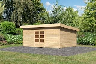Karibu Woodfeeling Gartenhaus Northeim 6 - 38 mm