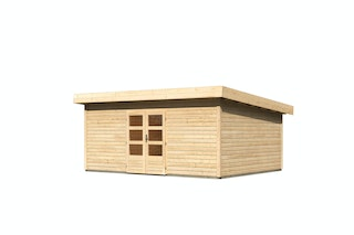 Karibu Woodfeeling Gartenhaus Northeim 6 - 38 mm