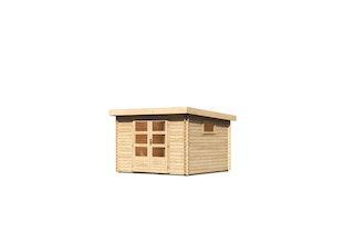 Karibu Woodfeeling Gartenhaus Trittau 3/4/5/6 - 38 mm