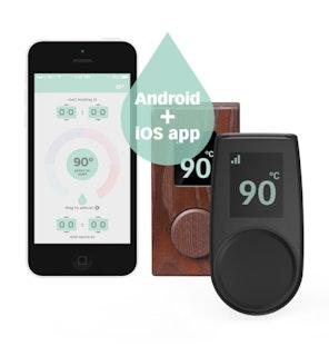 Wolff Finnhaus Externe Steuerung mit App für Premium-Öfen