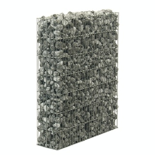 bellissa Mülltonnenumrandung Gabione 1015 mm