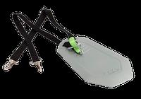 EGO Power Beinschutz mit Freischneiderbefestigung AHP1300 für AFH1300, BH1000
