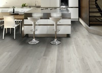DECOLIFEcomfort Designvinyl Landhausdiele Grey Oak