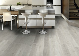 DECOLIFEcomfort Designvinyl Landhausdiele Grey Oak