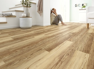 Decolife Nature Designboden PVC frei Castle Oak Landhausdiele