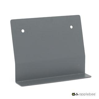 apple bee Mix & Match Rückenlehne, Aluminium Anthrazit-Erweiterungsvariante