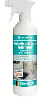 """Hotrega Arbeitsplatten-Reiniger """"Naturstein + Quarz-Komposit""""  500 ml Sprühflasche"""