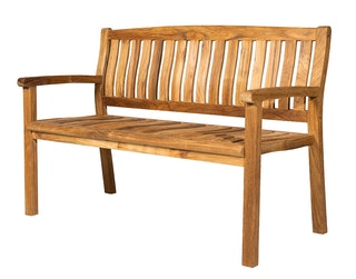Diamond Garden Bank BALI 130 cm Recycled Teak