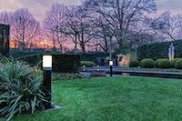 Lightpro Gartenleuchte Barite 40 Standleuchte H 405 mm