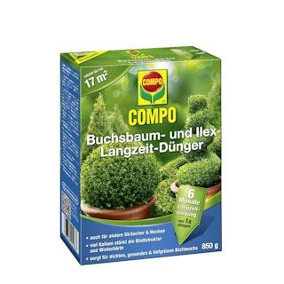 COMPO Buchsbaum- und Ilex Langzeit-Dünger