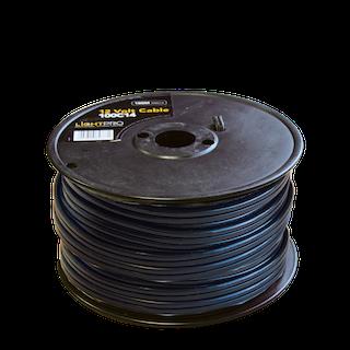 Lightpro 12 Volt Kabel AWG14 - 100 m