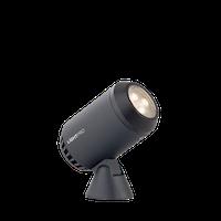 Lightpro Gartenstrahler Castor 3 Strahler Alu 200 lm