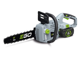 EGO Power Akku-Kettensäge CS1401E inkl. Akku BA1400T + Ladegerät CH2100E