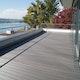 HANDMUSTER FUN-Deck Ultrashield® WPC-Terrassendiele Multigrey dark, Vollprofil