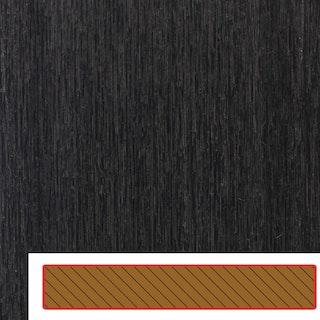 FUN-Deck Ultrashield® WPC-Randdiele Vintage graphite