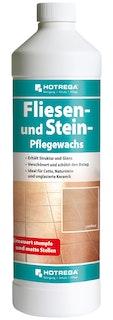 Hotrega Fliesen- und Stein-Pflegewachs 1 Liter Flasche (Konzentrat)