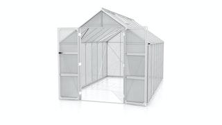 Vitavia Gewächshaus Domus 11500 inkl. 4 Dachfenstern - 11,5 m²