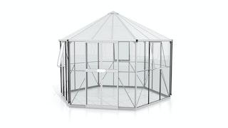 Vitavia Gewächshaus Pi 9000 inkl. 3 Seitenfenstern - 9,0 m²