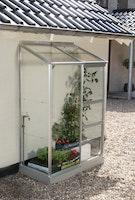 Vitavia Gewächshaus Styx/Ida 900 inkl. 1 Dachfenster - 0,9 m²