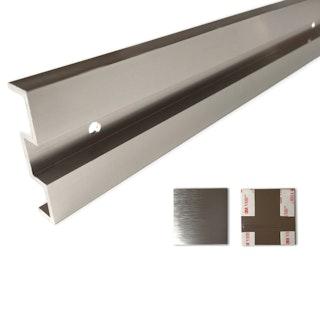 GRIFFWERK Abstand-Set 60 PRO - Edelstahl-Optik matt