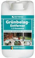 Hotrega Grünbelag-Entferner 1:3-Konzentrat 5 Liter Kanister (Konzentrat)