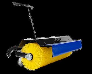 Husqvarna Kehrmaschine für Rider RC 320Ts AWD