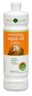 HARO clean & green aqua oil 1 Liter - Erst-/Nachpflege geölte Oberflächen